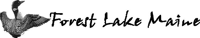Forest Lake Maine Logo
